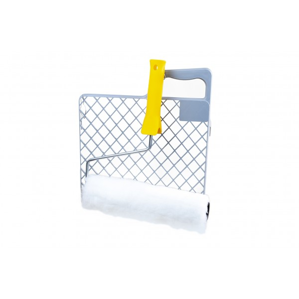 Trafalet, poliacril, rola de 25 cm, diametru 70 mm cu grid inclus