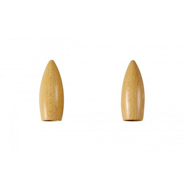 Capete lemn 20 mm